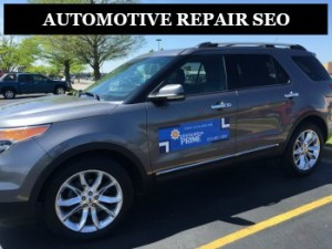 SEO for Auto Repair Shops